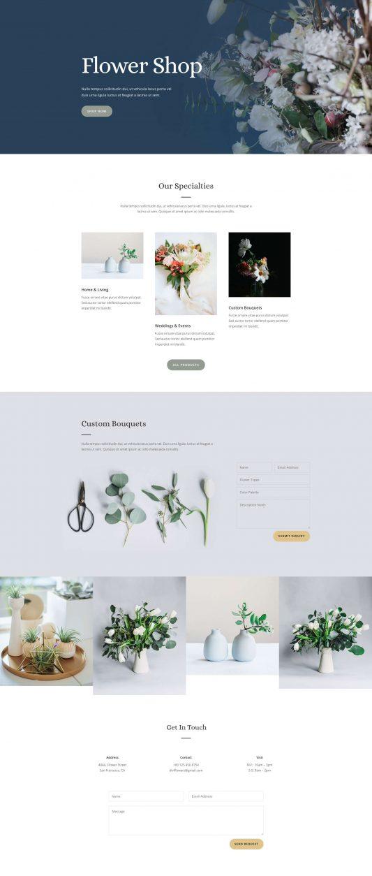 site express pour boutique