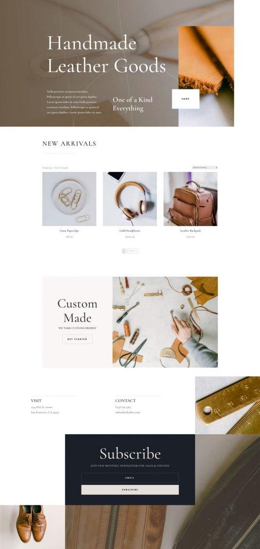 site express pour artisans