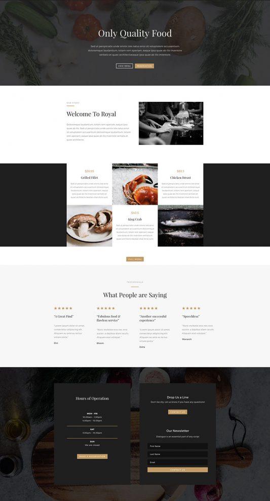 site express pour restaurateur